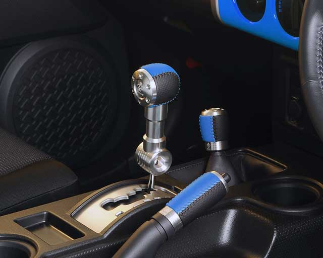 Toyota Fj Cruiser Shift Knob G Line Genic